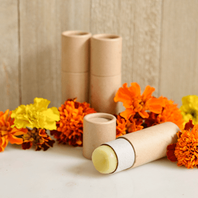 Sweet Orange & Calendula Lip Balm