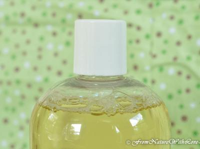 Lavender & Yarrow Baby Wash