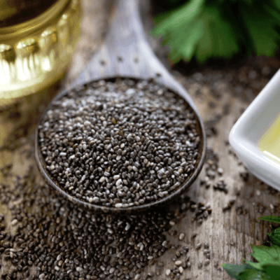 Organic Virgin Chia Seed Oil: Big Benefits from Tiny Seeds