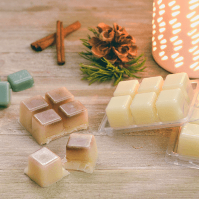 Aromatherapy Wax Melts – Six Ways