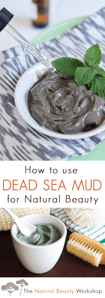 How to Use Dead Sea Mud for Natural Beauty