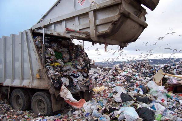 Sweden imports waste