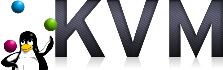 KVM On Ubuntu - KVM Logo