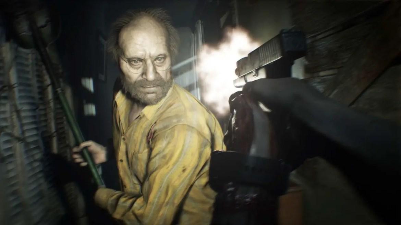 Resident Evil padre