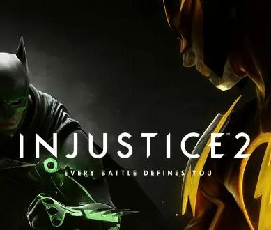 Injustice 2: Gameplay #01
