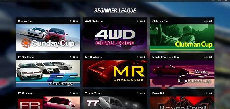 """Gran Turismo Sport: """"retromarcia"""" con GT League"""