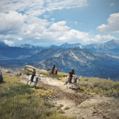 Wild West Online si candida a battere Red Dead Redemption 2
