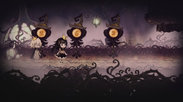 The Liar Princess and the Blind Prince - Ambientazione