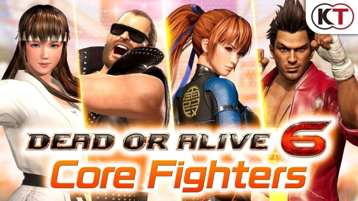 Dead or Alive 6, disponibile la versione free-to-play