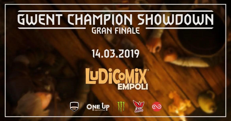 ESC Gwent Champion Showdown#2019 – Presentazione e regolamento