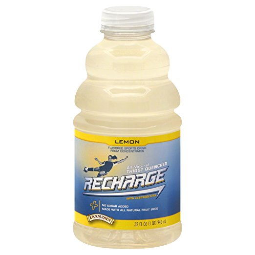 What's in my birth bag: Lemon Recharge!