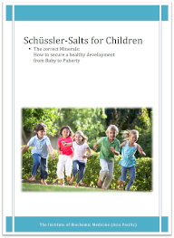 Schuessler Tissue Salts For Children