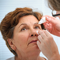 eye drops for macular degeneration