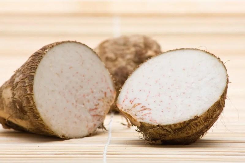 Taro Root health benefits