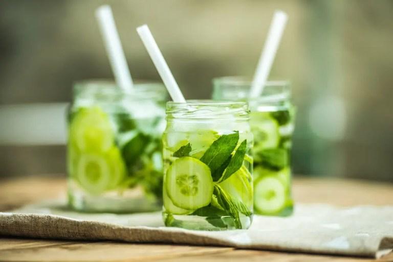 Cucumber Detox