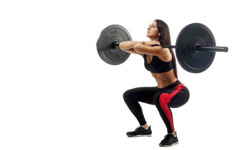 Front Barbell Squat