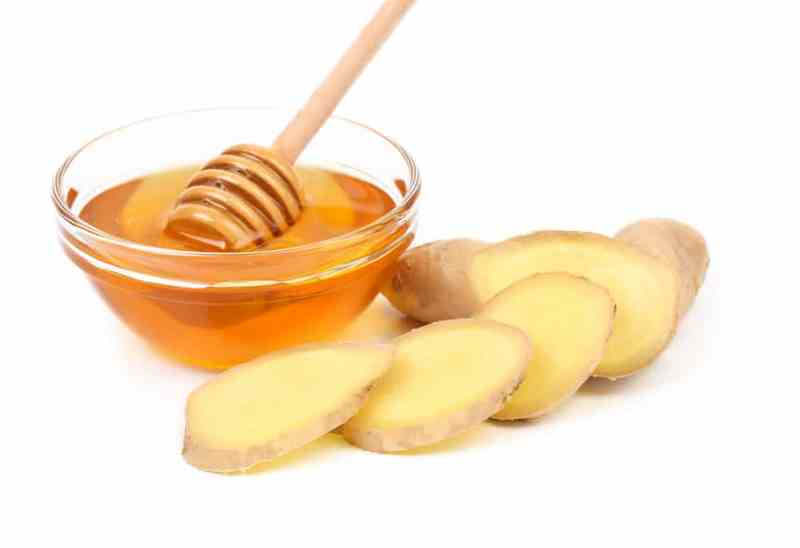 Ginger and Honey health benefits