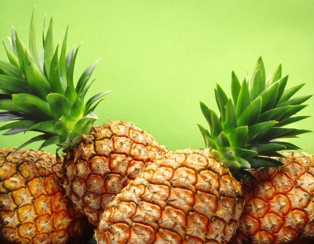 10 Amazing Health Benefits Of Pineapples Natural Food Series
