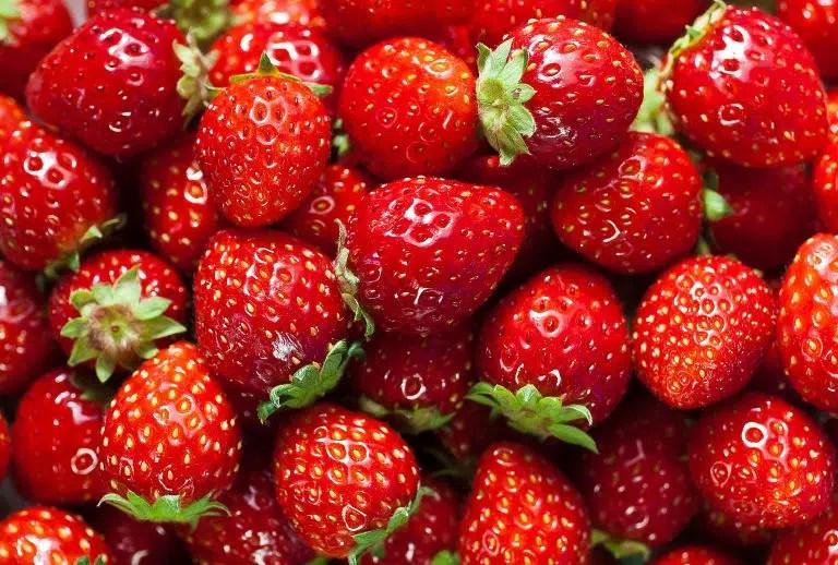 Benefícios para a saúde do morango