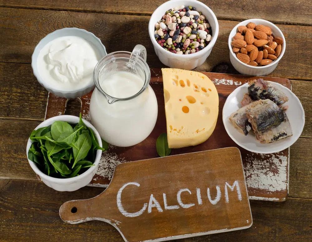 Benefícios impressionantes do cálcio