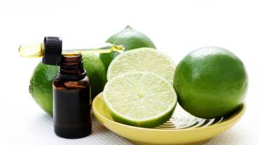 Lime oil benefits
