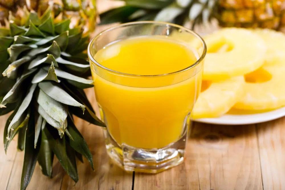Benefícios surpreendentes para a saúde do suco de abacaxi