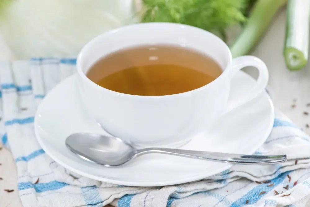 Benefícios surpreendentes para a saúde do chá de erva-doce
