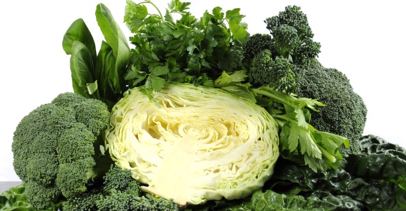 11 Healthiest Leafy Greens You Should Be Eating