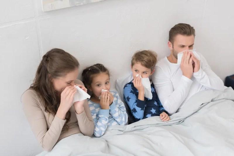 13 biện pháp khắc phục cảm lạnh tại nhà