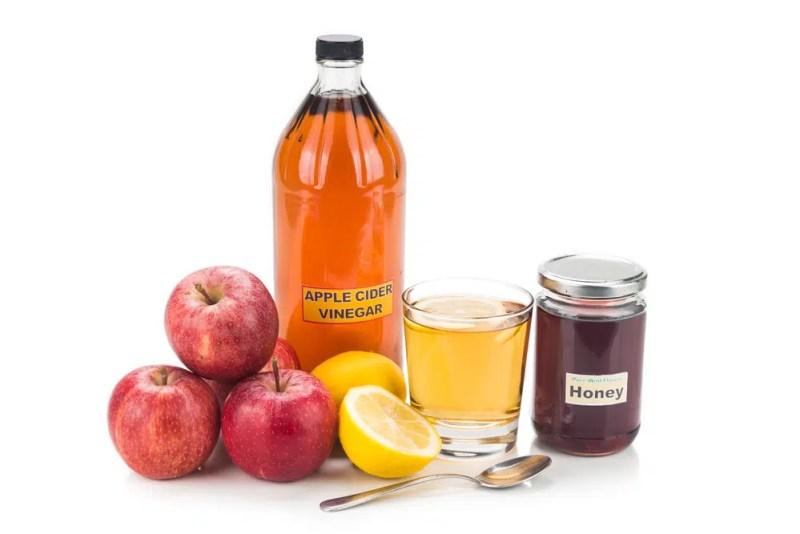 Honey and Apple Cider Vinegar
