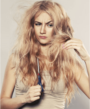 HOW TO Get Rid Of Oily Hair Naturally
