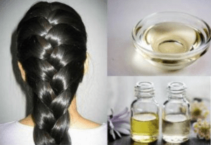 How to have straight hair naturally with Castor Oil