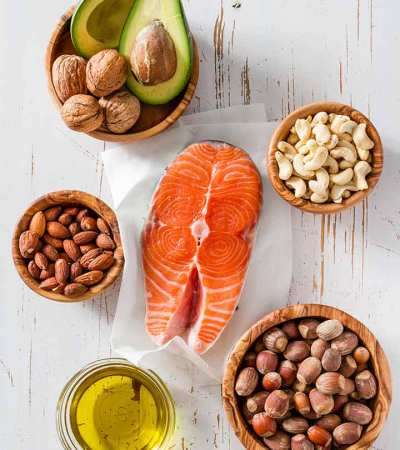 Opt for Healthy Fats