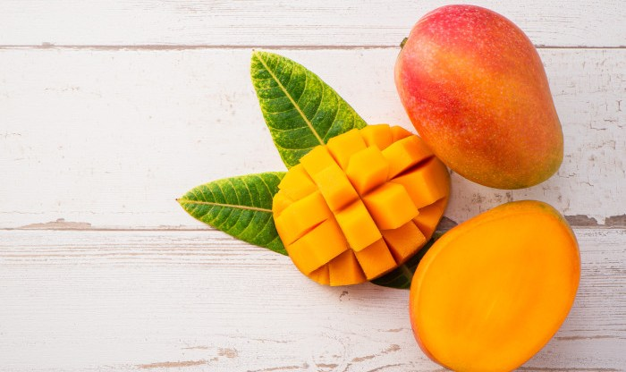 Unripe Mangoes and the Digestive System