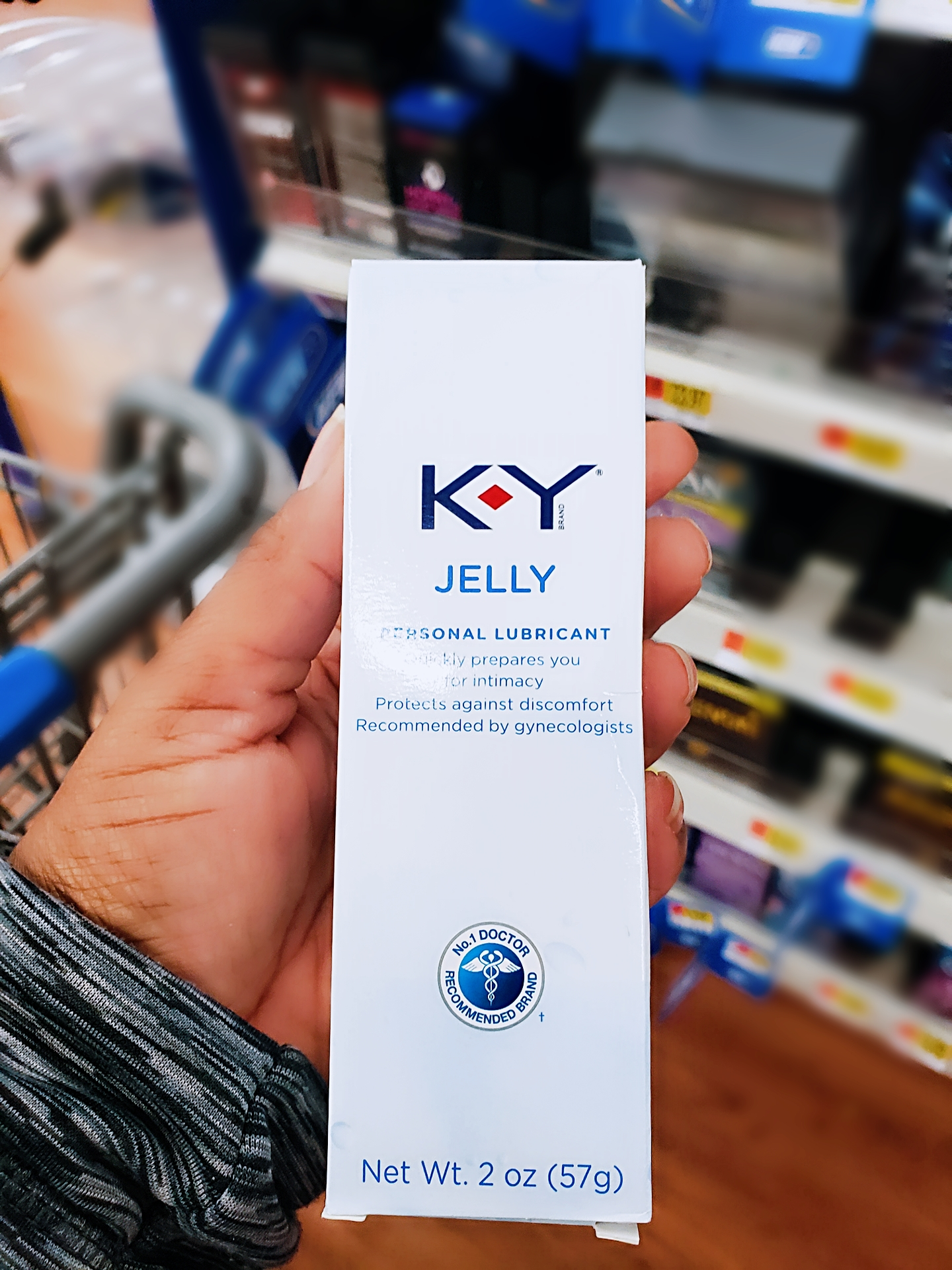 K-Y Jelly For Hair Moisture & Fighting Frizz. Yes, This Is Real!