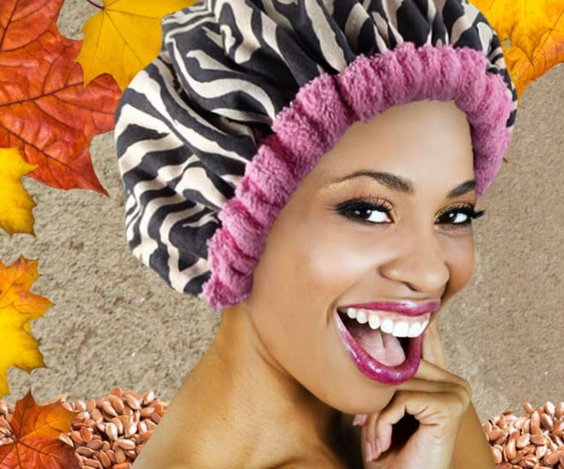 Make Your Deep Conditioner Work Better & Thermal Cap Giveaway!