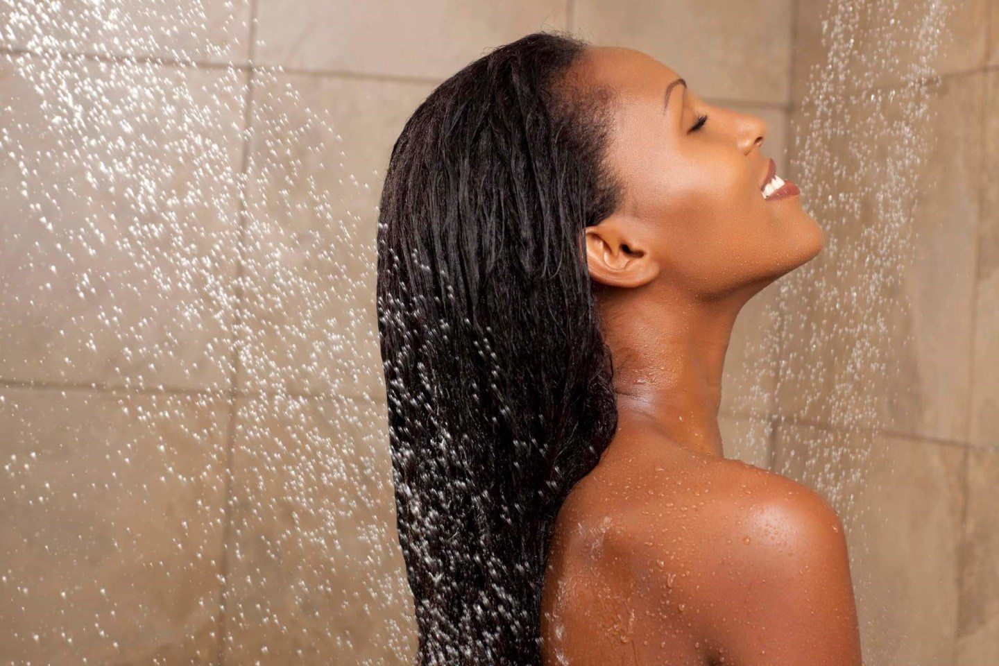 Hard water is water that contains high levels of minerals and this can not only create dull film on your natural hair but harm it and we've got solutions.