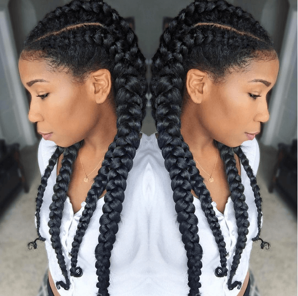 How To Cornrow Braid For Beginners