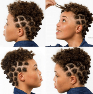 Simple Ways To Style Bantu Knots For Your Natural Hair