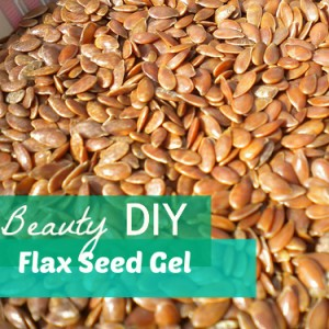 Flax Seed Gel