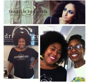 Houston's One Stop Shop Tendrils and Curls
