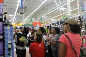 Shop the Aisle Blogger Style Houston hosted by Natural Hair Rules