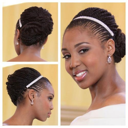 Wedding Hairstyles For Long Hair 2012: Natural Hairstyle Guide