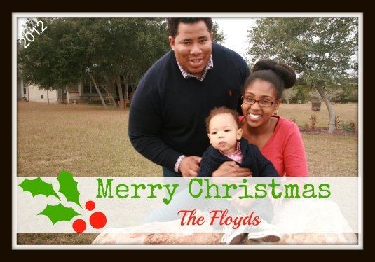Merry Christmas from the Floyds