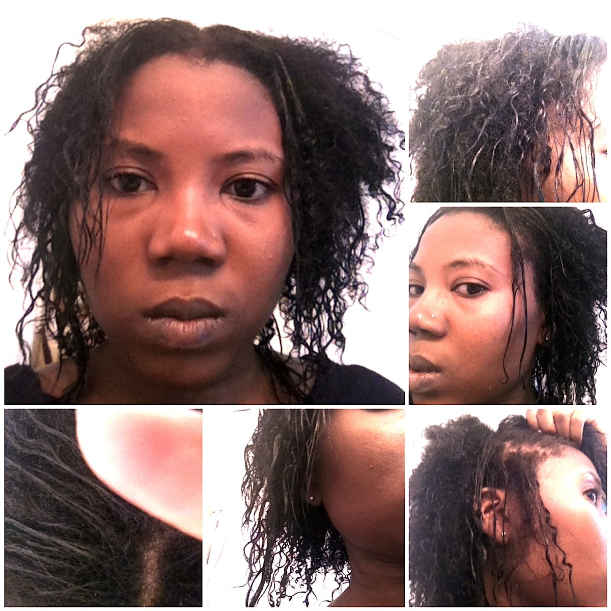 The Last Resort: Big Chop After Heat Damage