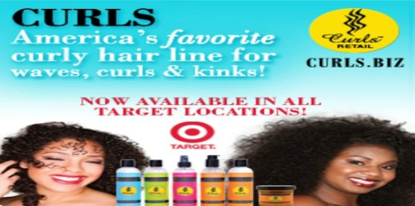 CURLS NOW Available in Target Nationwide