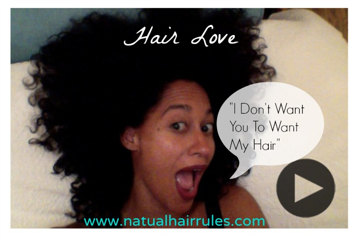 Tracee Ellis Ross Quot I Don T Want You To Want My Hair