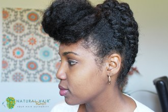 today's natural hairstyle
