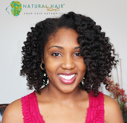 Tamara Floyd of Natural Hair Rules | Twist Out