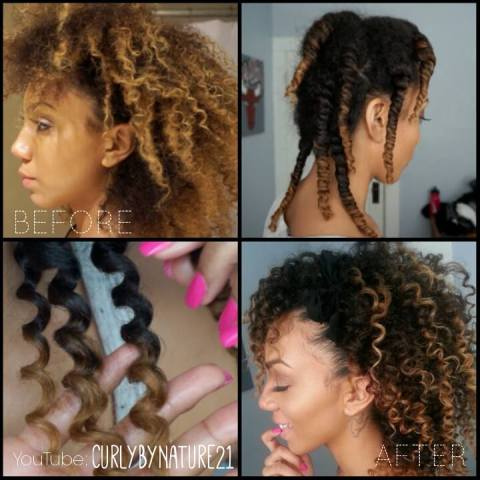 How To Get Perfect 3 Strand Twist Out Results on Natural Hair